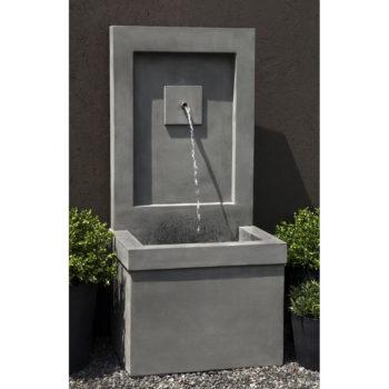 Kinsey Garden Decor Wall Fountain Brentwood