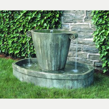 Kinsey Garden Decor Anfora Water Fountain
