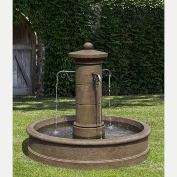 Kinsey Garden Decor Avignon Water Fountain