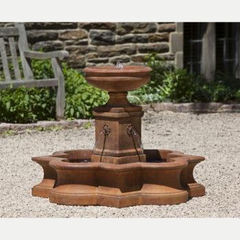 Kinsey Garden Decor Beauvais Water Fountain
