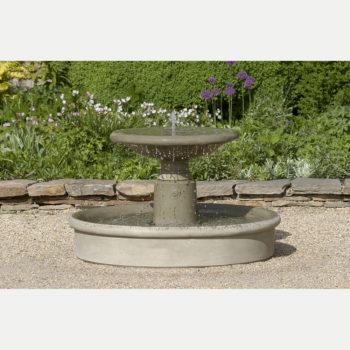 Kinsey Garden Decor Esplanade Tier Fountain