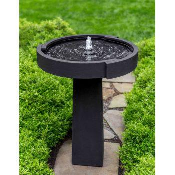 Kinsey Garden Decor Concept Birdbath Fountain