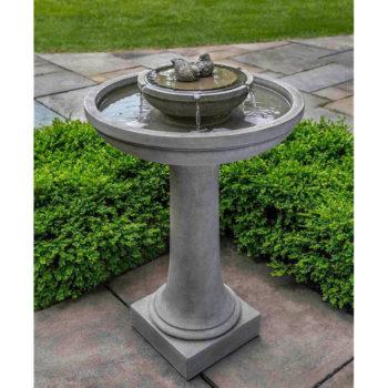 Kinsey Garden Decor Dolce Nido Fountain