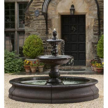 Kinsey Garden Decor Caterina Estate Water Fountain