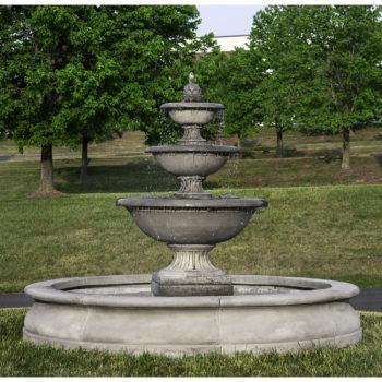 Kinsey Garden Decor Fonthill Estate Water Fountain