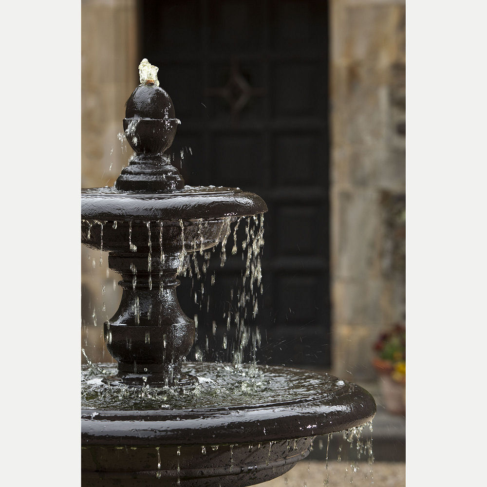 caterina fountain in basin water feature