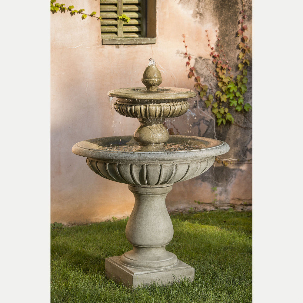 Longvue Two Tier Fountain