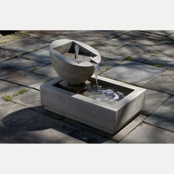 Genesis II Water Fountain Kinsey Garden Decor