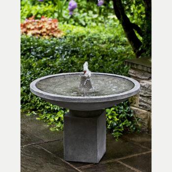 Kinsey Garden Decor Autumn Leaves Fountain