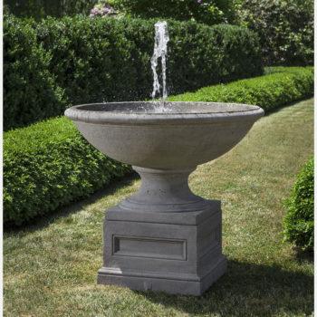 Kinsey Garden Decor Condotti Water Fountain