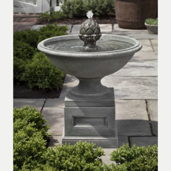 Kinsey Garden Decor Williamsburg Chiswell Fountain