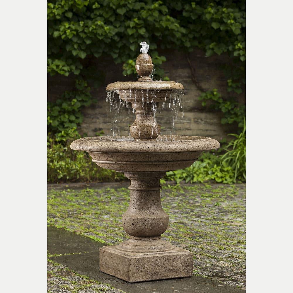 Caterina Italian Outdoor Tier Water Fountain   Kinsey ...