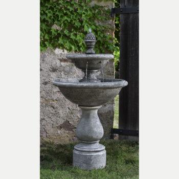 Kinsey Garden Decor Charente Water Fountain