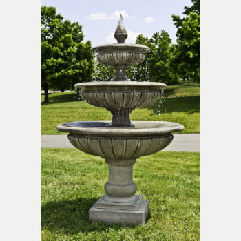Kinsey Garden Decor Longvue Tier Fountain