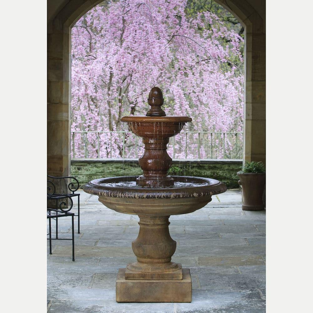 San Pietro Two Tier Fountain