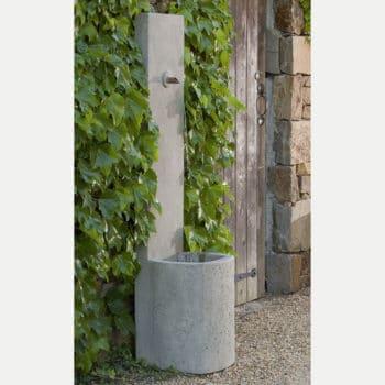 Kinsey Garden Decor Echo Wall Water Fountain