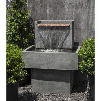 Falling Water I Wall Fountain Kinsey Garden Decor