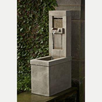 Kinsey Garden Decor Lucas Water Fountain