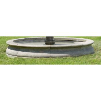 Kinsey Garden Decor fountain base small