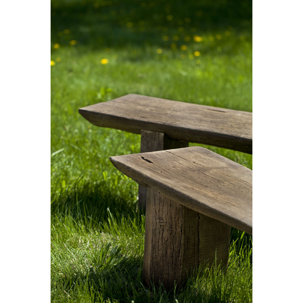azel garden plans wooden seat patio lounge rustic modern furniture sale bench