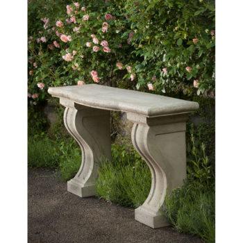 Cast Stone Outdoor Tables Kinsey Garden Decor