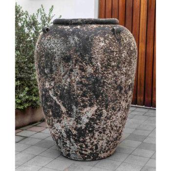 Linsey Garden Decor Andros Jar Aegean