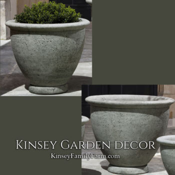 Kinsey Garden Decor Planter Berkeley Large set