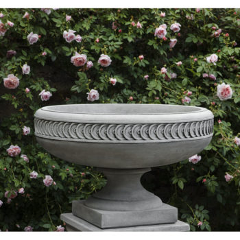 Kinsey Garden Decor Chatham Bowl Urn