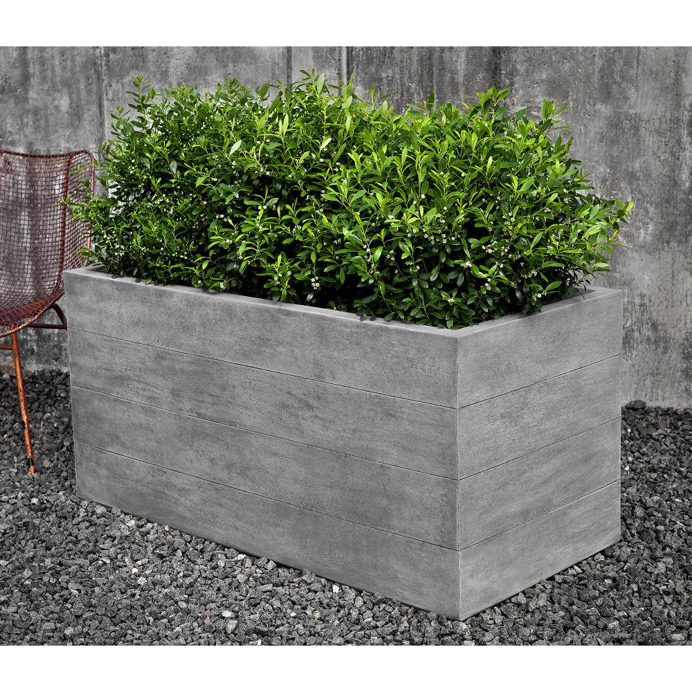 rectangle planters planter tusco esp products