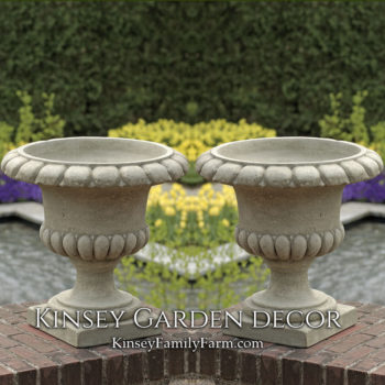 Kinsey Garden Decor Planter Longwood Main Garden