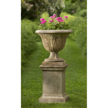 Kinsey Garden Decor Arabesque Palais Urn