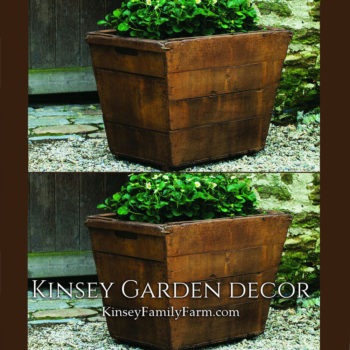 Kinsey Garden Decor Planter Vendange Large