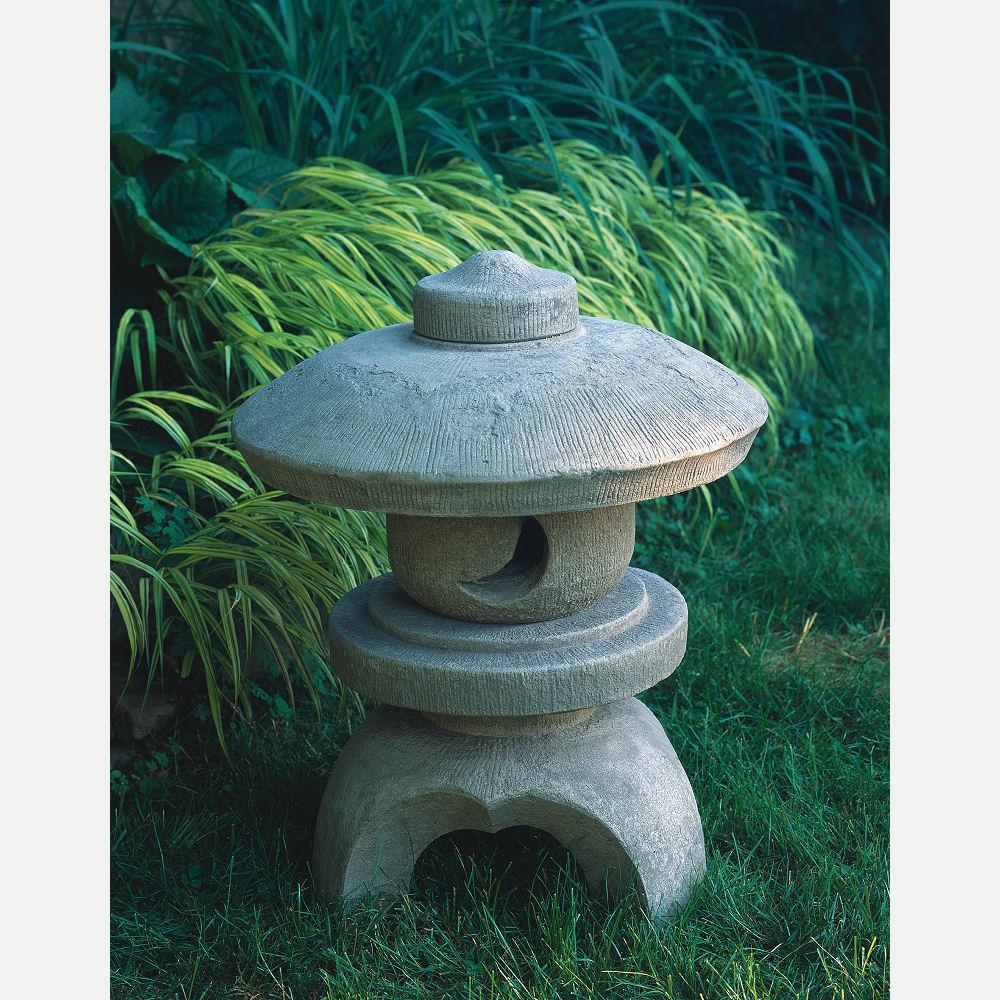 Morris Round Pagoda Statue Kinsey Garden Decor
