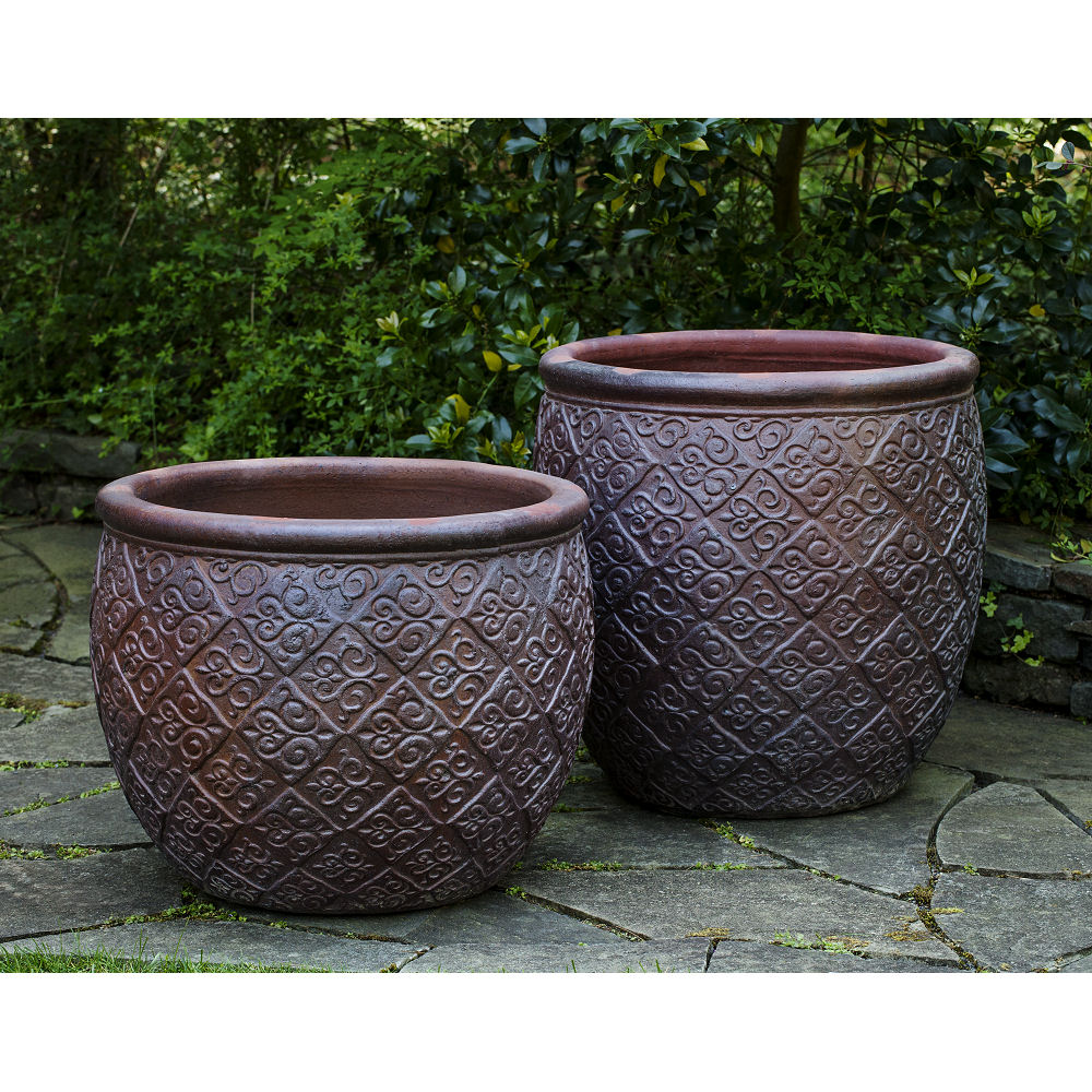 clay friends planters ddd pottery international garden hand and edit planter made