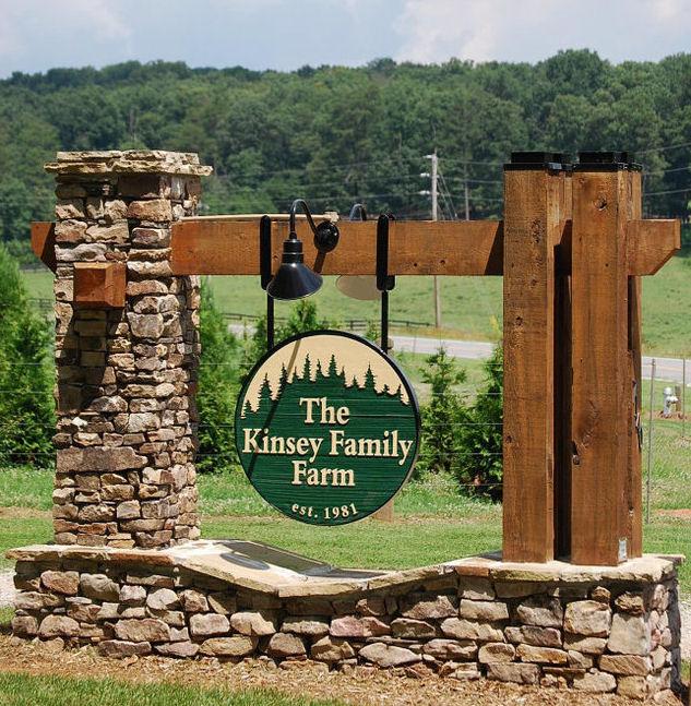 Kinsey Family Farm Plant Nursery Christmas Trees Pumpkin Patch