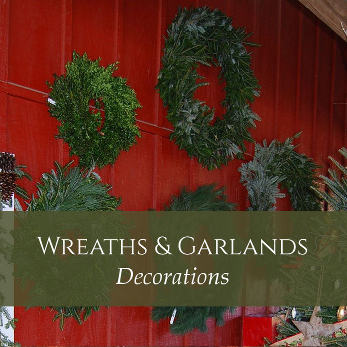 Kinsey Family Farm Wreaths Garland